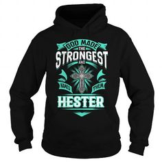 I Love HESTER HESTERYEAR HESTERBIRTHDAY HESTERHOODIE HESTER NAME HESTERHOODIES  TSHIRT FOR YOU T-Shirts