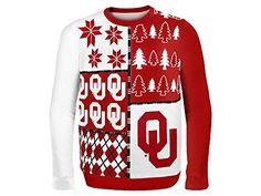 Oklahoma Sooners Ugly Sweater