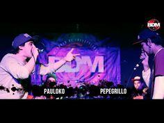 Pepe Grillo vs Pauloko (Cuartos) ? BDM 9 2016 Chile - Pepe Grillo vs Pauloko (Cuartos) ? BDM 9 2016 Chile - http://batallasderap.net/pepe-grillo-vs-pauloko-cuartos-bdm-9-2016-chile/ #rap #hiphop #freestyle