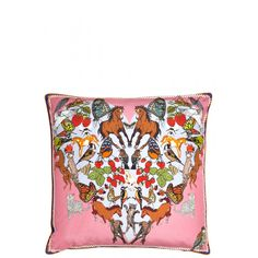 """I Love Everything Pillow 32"""" x 32"""""""