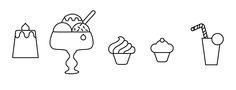 Digitale schetsen eten