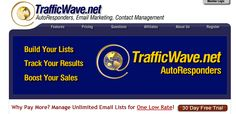 Put Email Marketing AutoResponders To Work In Your Business today #emailmarketing… http://www.trafficwave.net/members/universal85