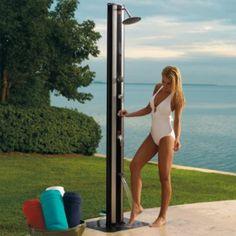 Deluxe Solar Shower