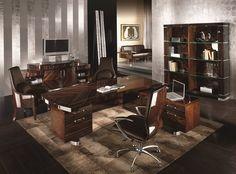 Giorgio Luna Office Presidential Desk 8080