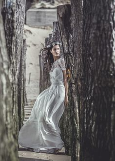 Laure De Sagazan 2014 Laurent Nivalle, qua Behance