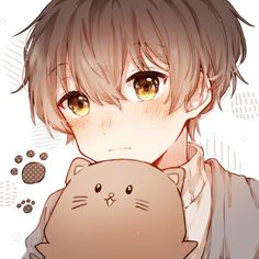 Cute Anime Profile Pictures, Cute Anime Pics, Cute Anime Boy, Anime Love, Friend Anime, Anime Best Friends, Cute Couple Wallpaper, Cute Anime Wallpaper, Anime Girl Drawings