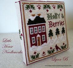 little house needleworks cross stitch | Happiness is Cross Stitching : Little House Needleworks