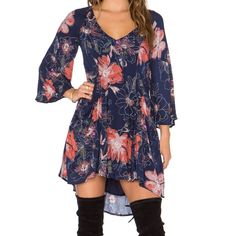 Free People Eyes On You Dress Brand new with tags, size 6 best fits S/M NO TRADES Free People Dresses Mini