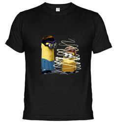 Camiseta Minions Star Trek #minions #camisetas #startrek http://www.latostadora.com/emcmasquecamisetas