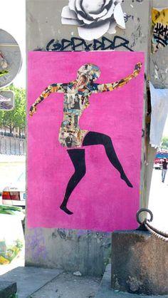 FKDL, Paris + Barcelona - unurth   street art #streetart #art