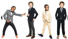We love a smart suit for special occasions. Find suits from Boss, Ralph Lauren, Armani, and more at 33rdrepublic.com
