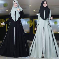 Next Vira by Humaira Hijab Hijab Style Tutorial, Hijab Dress, Abaya Fashion, Mode Hijab, Muslim Women, Stylish, Clothing, Dresses, Outfits