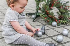 Lovy jewellery featuring clothing by AliOli Kids, shoes by Clarys via Six Pieds Trois Pouces