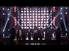 """5th Performance - Ten - """"Proud Mary"""" By Ike & Tina Turner - Sing Off 4 - YouTube"""