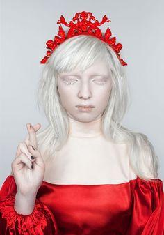 Nastya Zhidkova by Danil Golovkin in Wild Flower