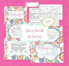 Thirty-One Spring 2014 Business Bundle