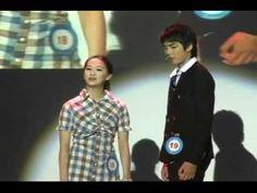 Dasom's SISTAR   Pre debut video JYP audition)