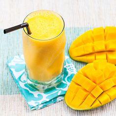 Cremiger Mango-Smoothie