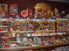 Woolworth's 1950's from the National Christmas Center
