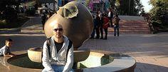 Seilbahn fahren in der Wiege des Apfels - Ein Ausflug hinauf zum Berg Kök Töbe gehört zum Pflichtprogramm auf einer Reise nach Almaty. Mein Reisebericht: http://rutisreisen.de/koek-toebe-seilbahn-fahren-in-der-wiege-des-apfels/