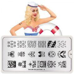 Sailor Plate 16
