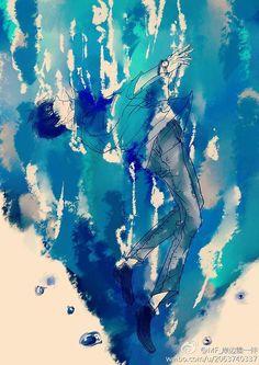 Zankyou no Terror, Nine awesome fan art