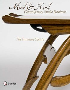 Mind & Hand: Contemporary Studio Furniture (The Furniture Society) | New and Used Books from Thrift Books
