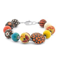 Jump into Spring Bracelet | Fusion Beads Inspiration Gallery