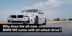 Voici les différents modes de conduite sur la prochaine BMW M5
