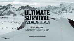 ULTIMATE SURVIVAL ALASKA promo on Vimeo
