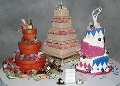 prize cakes