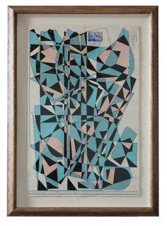 """Saatchi Art Artist Hormazd Narielwalla; Collage, """"Midnight in Paris"""" #art"""