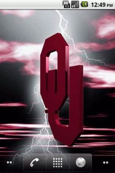 Ou Boomer Sooner Animations | View bigger - Oklahoma Sooners LWP for Android screenshot