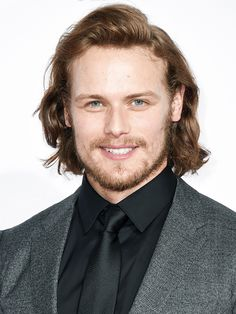 Sam Heughan Photos and Pictures | TVGuide.com