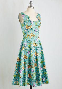 So Far, Sol Good Dress | Mod Retro Vintage Dresses | ModCloth.com