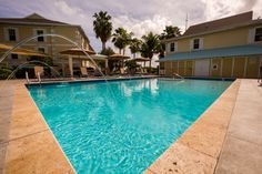 The pool at the Sunshine Suites Resort - 2016