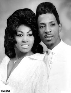 TINA AND IKE   WOW, HE HAD A CONK PERM