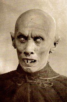 Nosferatu - Movies First great Vampire