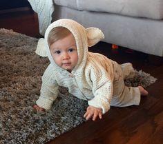 Crochet PATTERN Baby