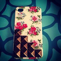 I WANT!!! @Katie Hrubec Hrubec Bain       Vintage iphone case by meridithm822 on Etsy, $15.99