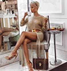 ღ Awesome fashion clothes for stylish women from Zefinka. ღ Awesome fashion clothes for stylish women from Zefinka. The post Wow! ღ Awesome fashion clothes for stylish women from Zefinka. 2019 appeared first on Sweaters ideas. Fashion Week, Look Fashion, Trendy Fashion, Womens Fashion, Fashion Today, Fashion Bloggers, Latest Fashion, Winter Fashion, Fashion Vintage