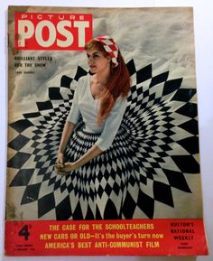 Picture Post magazine 4 Feb 1956 beautiful by VintageUrbanFolk, £6.00