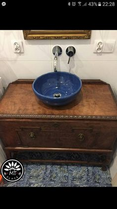 Komoda od umywalkę