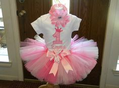 idea for first birthday outfit