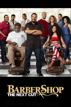 Watch Barbershop: The Next Cut Full-Movie
