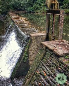 Snuff Mills Weir