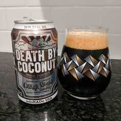 Death by Coconut! Another great beer from @oskarblues
