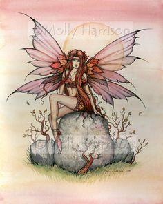 Molly Harrison - Autumn Spirit