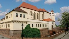 Špilberk Castle - Come and be afraid in Špilberk! Czech Republic, Castle, Mansions, House Styles, Travel, Viajes, Fancy Houses, Trips, Bohemia