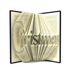 Hey, I found this really awesome Etsy listing at https://www.etsy.com/listing/254039909/book-folding-pattern-christmas-299-folds